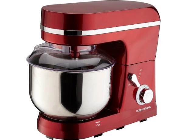Morphy Richards 400003 Accents stand mixer review - Which?