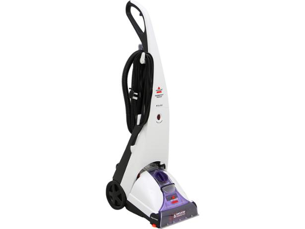Bissell 34T2E Cleanview Pro Heat carpet cleaner review ...