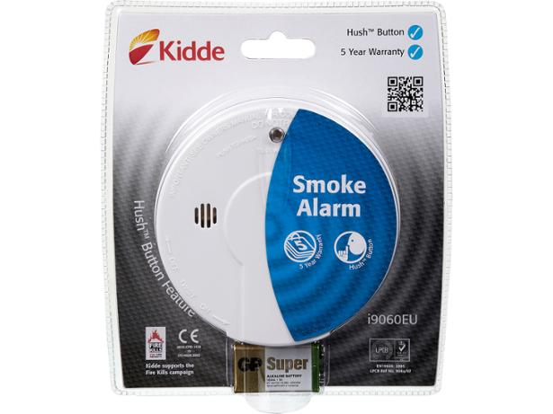 kidde i9060 smoke alarm with hush button smoke alarm review which. Black Bedroom Furniture Sets. Home Design Ideas