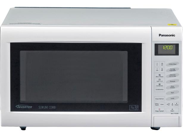 Panasonic Nn Ct555w Microwave Review Which