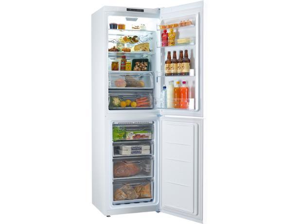 indesit caa55 fridge freezer review kitchen and dining room. Black Bedroom Furniture Sets. Home Design Ideas