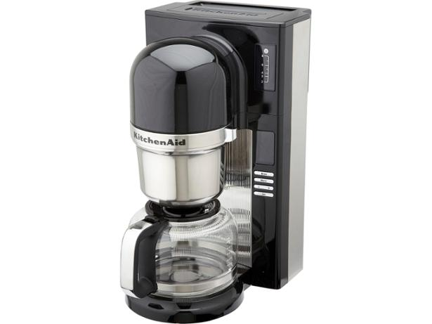 Kitchenaid Pour Over Coffee Maker Filters : KitchenAid Pour Over Coffee Brewer 5KCM0802 filter coffee machine review - Which?