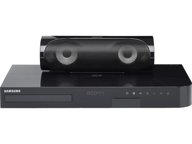 Samsung HT-J5500 home cinema system review