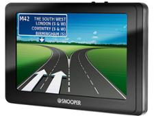 Snooper SC5800 DVR with Built-in HD Dash Cam