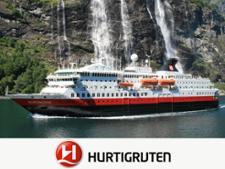 Hurtigruten Ocean cruises