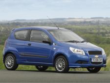 Chevrolet Aveo (2008-2012)