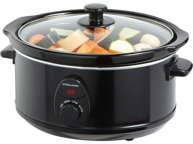 Andrew James Slow Juicer Reviews : Andrew James 3.5L Premium Slow Cooker slow cooker review - Which?