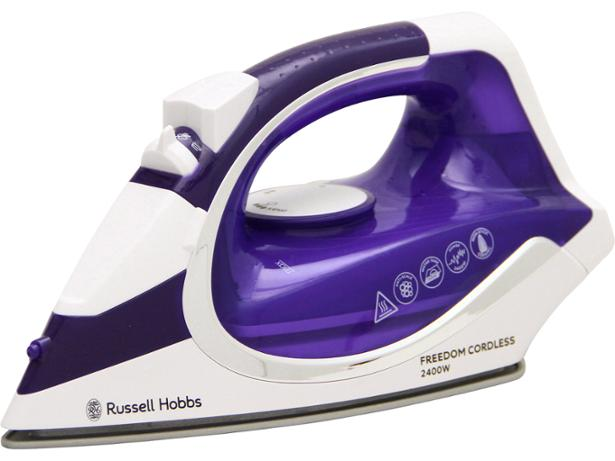 Cordless Steam Iron ~ Russell hobbs freedom cordless iron steam
