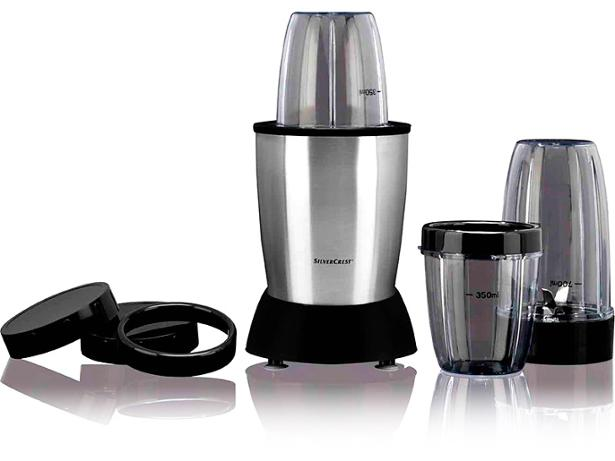 Coffee Maker From Lidl : Lidl Silvercrest Nutrition Mixer Pro blender summary - Which?