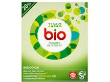Tesco Biological Laundry Powder