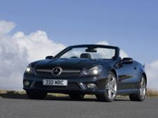 Mercedes-Benz SL (2001-2012)