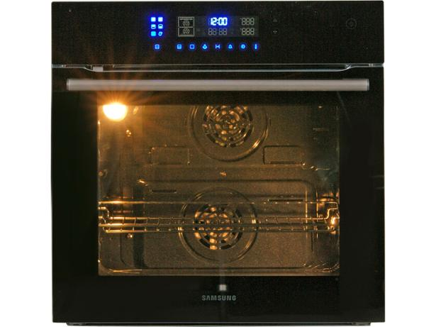 Samsung Dual Cook Bq2q7g078 Built In Oven Review Which