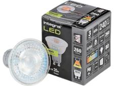 Integral PAR16 LED GU10 3.6W
