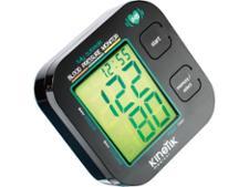 Kinetik Upper Arm Blood Pressure Monitor with Traffic Light Screen BPM1KTL