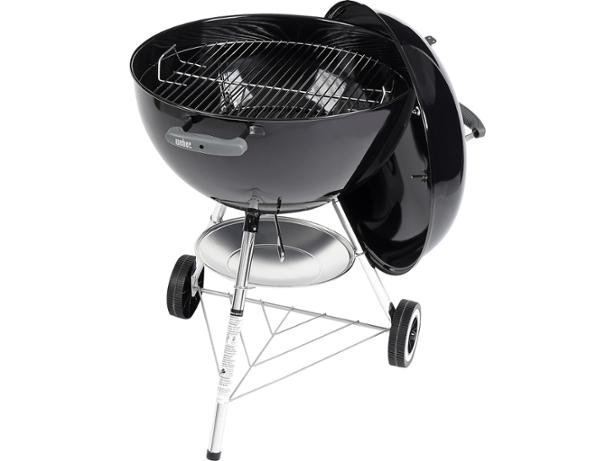 weber original kettle 57cm charcoal barbecue review which. Black Bedroom Furniture Sets. Home Design Ideas