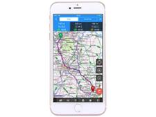Michelin ViaMichelin : GPS, Traffic, Speedcam, Route Planner (iOS)