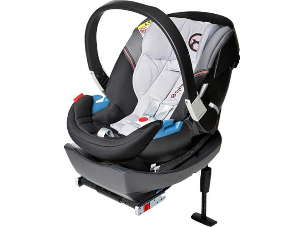 cybex aton 3 with base child car seat review which. Black Bedroom Furniture Sets. Home Design Ideas