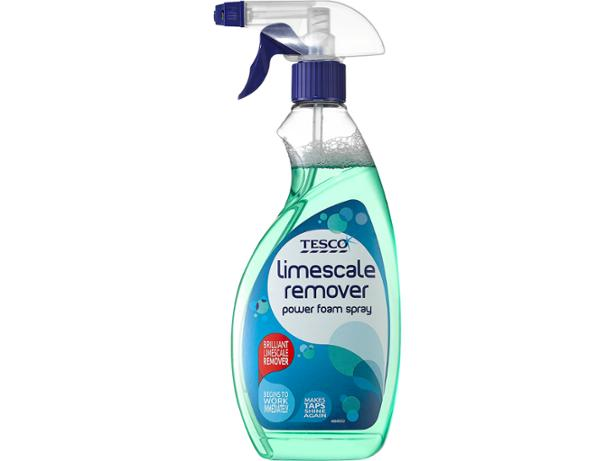 Tesco Limescale Remover Trigger Limescale Remover Review