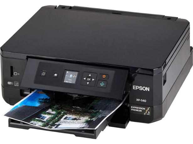 epson expression premium xp 540 printer review which. Black Bedroom Furniture Sets. Home Design Ideas