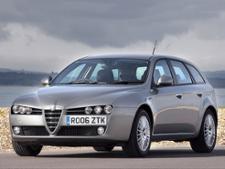 Alfa Romeo 159 Sportwagon (2005-2011)