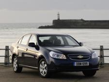Chevrolet Epica (2008-2009)