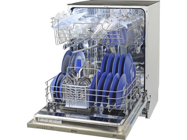 Smeg Di6012 Dishwasher Review Which