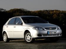 Chevrolet Lacetti (2004-2008)