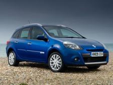 Renault Clio Sport Tourer (2008--2012)