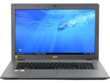Acer Aspire E5 series (17-inch)