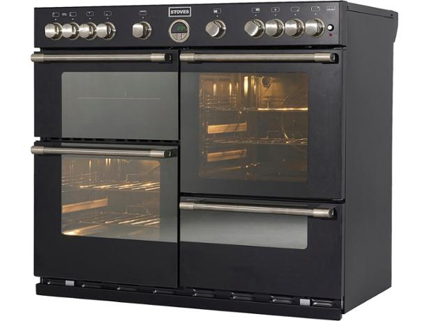 Stoves Sterling R1000gt Bk Range Cooker Review Which