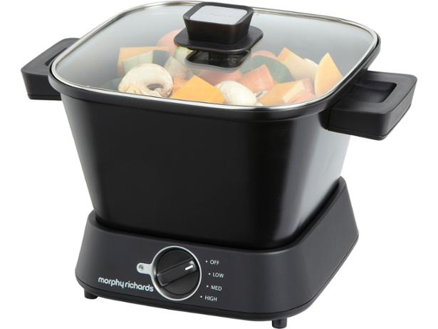 Slow Juicer Morphy Richards : Morphy Richards Sear and Stew Compact 460751 slow cooker review - Which?