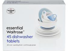 Waitrose Essentials All in One Original