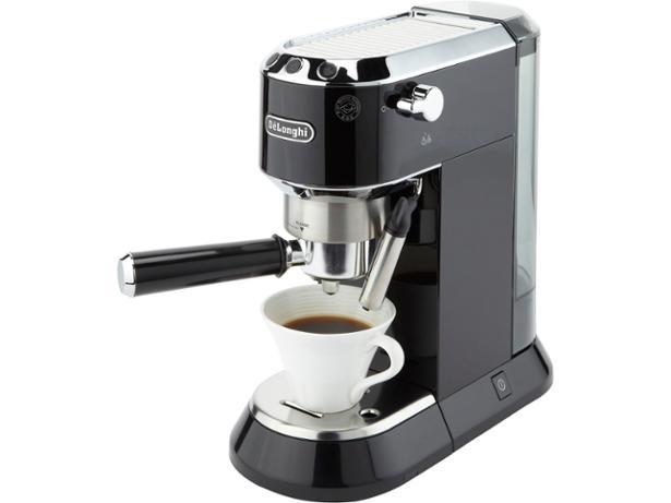 Delonghi Coffee Maker Official Site : Delonghi Dedica EC.680 BK coffee machine summary - Which?