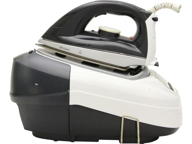 john lewis steam generator iron 2280 steam iron review. Black Bedroom Furniture Sets. Home Design Ideas