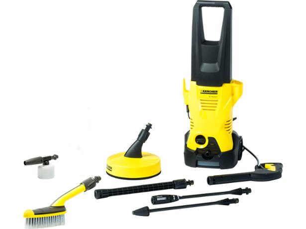 karcher k2 premium car and home pressure washer summary. Black Bedroom Furniture Sets. Home Design Ideas