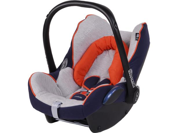 maxi cosi cabriofix with easyfix base child car seat. Black Bedroom Furniture Sets. Home Design Ideas