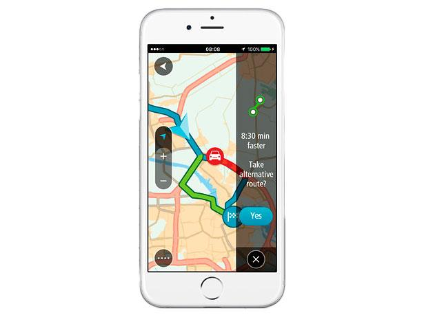 tomtom go mobile ios sat nav summary which. Black Bedroom Furniture Sets. Home Design Ideas
