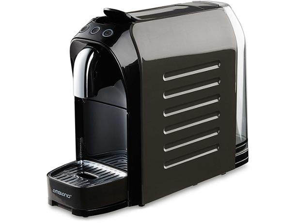 Aldi Ambiano Coffee Capsule Machine Coffee Machine Review