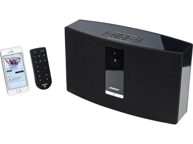 bose soundtouch 20 series iii wireless bluetooth speaker. Black Bedroom Furniture Sets. Home Design Ideas