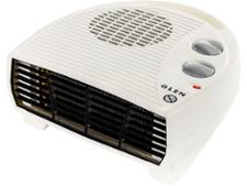 Glen GF20TSN 2kW Flat Fan Heater