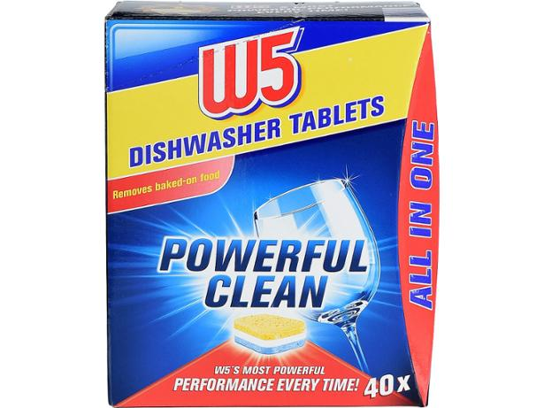Lidl W5 All In One Dishwasher Tablet Review Which