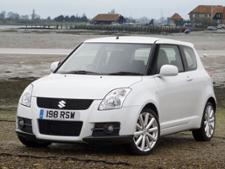 Suzuki Swift (2005-2011)