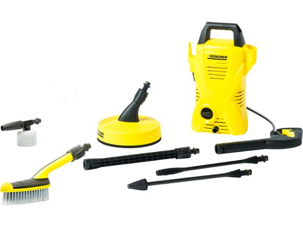 Karcher k2 compact car and home pressure washer summary - Karcher k5 compact ...