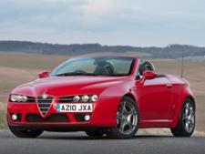 Alfa Romeo Spider (2006-2010)