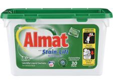 Aldi Almat Stain Lift Bio Liquid Sachets
