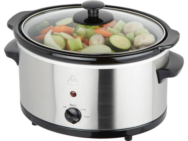 Slow Juicer Tesco : Tesco 3L SCSS12 slow cooker review - Which?