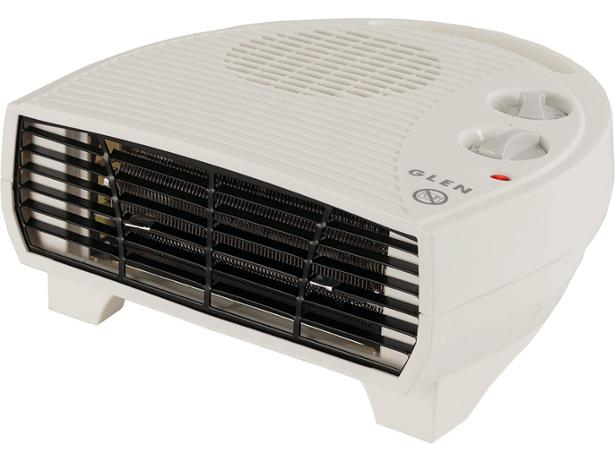 Glen fan heater gf30tsn electric heater review which for Electric heat systems for homes