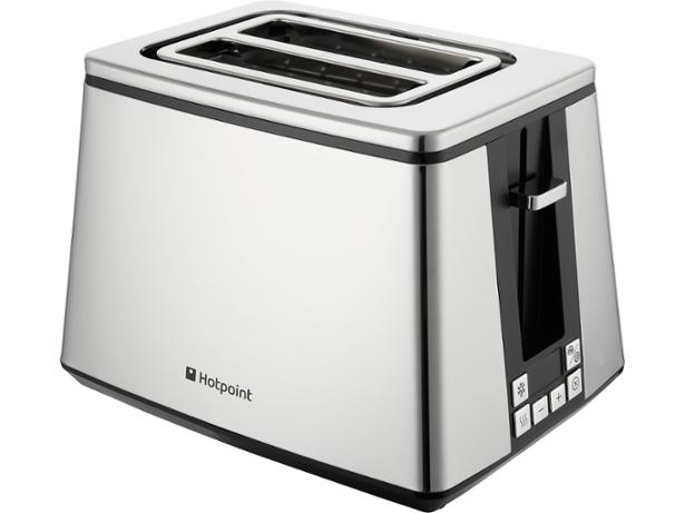 Hotpoint Ultimate Collection TT22EUP0 toaster review - Which?