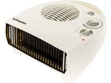 Dimplex 3kW White Flat Fan Heater