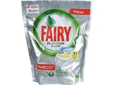 Fairy Platinum All in One Lemon